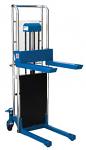 """Vestil HYD-10 59"""" Lift Hefti-Lift Hydraulic Stacker thumb"""