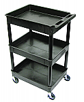 Tub Shelf Utility Cart