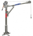 OZ 1000lb Steel Davit Crane thumb