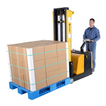 Counter Balanced Electric Stackers - Powered Drive and Lift