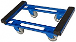 PME Steel Dolly with 4 Swivel Wheels