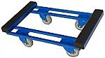 PME Steel Dolly with 4 Swivel Wheels