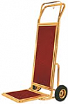 Red Carpet Hotel Luggage Hand Truck