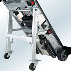 Kick-Out Wheels for Escalera Hand Truck thumb