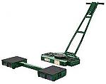 Hilman 3 Point Tri-Glide Roller System - 10 Ton