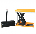 Small Electric Lift Table 2,200lb Capacity thumb