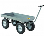 "Heavy Duty Wagon Truck with 3"" Lip thumb"