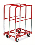 Panel Mover Cart with Extra Tall Sides