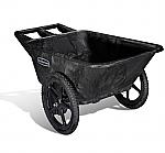 Rubbermaid Big Wheel Lawn Cart thumb