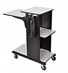 Adjustable AV Cart & Presentation Stand