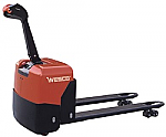 Self Propelled Electric Walkie Pallet Truck 3300 Lb. Capacity  thumb