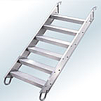 Portable Steps For Escalera Stair Climbing Hand Truck