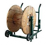 Hand Truck For Moving Reels thumb