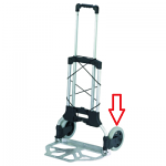 Replacement Wheels for Wesco Superlite Folding Hand Truck thumb
