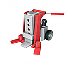 10 Ton Toe Jack With Wheels
