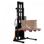 Semi-Electric Stackers with Powered Lift thumb