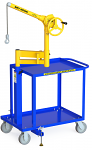 Mobile Cart Skyhook with Articulating Arm thumb