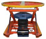 Pneumatic Pallet Leveler & Positioner