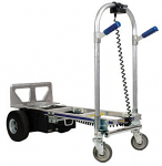 Electric Powered Convertible Hand Truck thumb