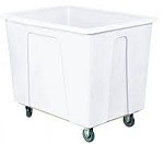 12 Bushel 96 Gal. Plastic Box Cart