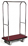CSL Economy Bellman Cart Silver/Red thumb