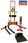 Wesco Triple Truck-Fork, Platform, and Drum Lifter thumb