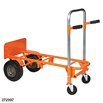 Weso 2-4-1 Convertible Hand Truck thumb