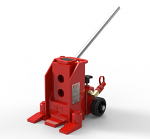 5 1/2 Ton Toe Jack With Wheels thumb
