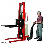 Fully Powered Stacker Lift Truck