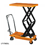 Double Scissor High Lift Table