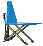 2200lb Manual Lift Scissor Lift Pallet Jack thumb