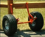 All Terrain Wheels For Lectro Truck Stair Climbers thumb