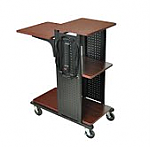 Boardroom Presentation Cart - Cherry