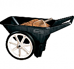 Rubbemaid Small Garden Cart thumb