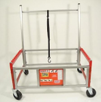 Table Toter Flagship Table Cart For Rectangular Folding tables