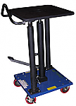 Hydraulic Post Table - Mechanical Lift thumb