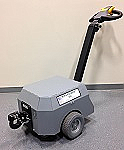 5000lb Motorized Electric Tugger with Pintle and Hook thumb