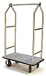 CSL Triangular Top Bellman Cart-Steel/Grey thumb