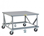Fixed Height Mobile Pallet Stand thumb