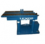 Custom Cantilever Push/Pull Conveyor Top Table