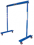 1000lb Capacity Portable Work Area Gantry Crane thumb
