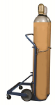 Double Cylinder Hand Truck thumb