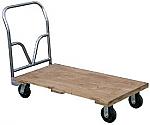 Wood Platform Truck thumb