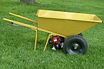 Gas Powered Wheel Barrow