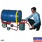 Wesco 4 Wheel Drum Truck