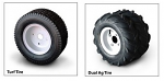 Replacement Wheels For Outdoor Motorized Carts thumb