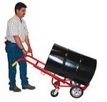 4 Wheel Ergonomic Drum Truck