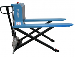 3300lb Electric Scissor Lift Pallet Jack  thumb