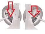 Axle Bracket Replacements: