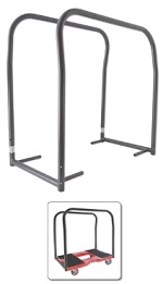 Panel Cart Uprights - Optional